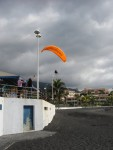 Gleitschirmfliegen in Puerto Naos
