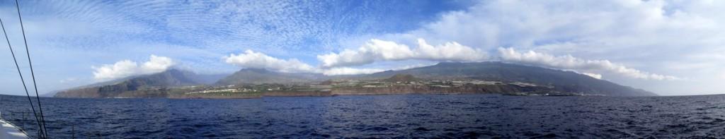 La Palma Westküste