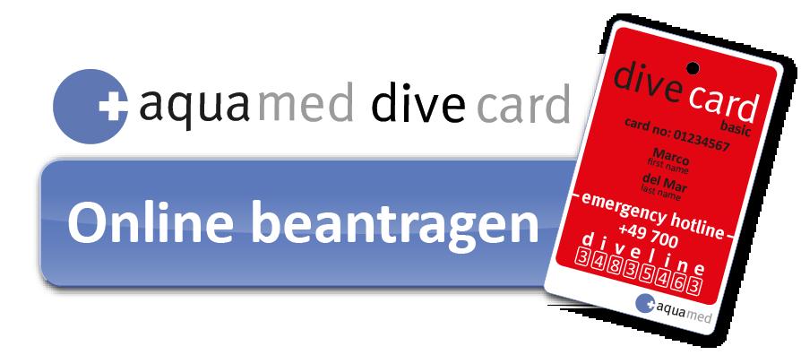 AquaMed - online beantragen